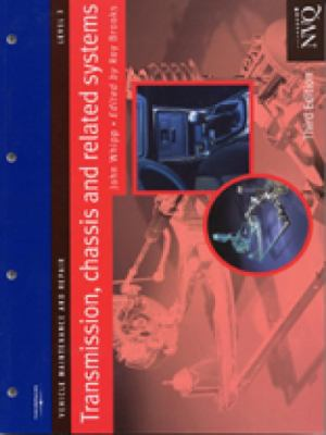 Transmission, Chassis and Related Systems: Level 3 - John Whipp - Paperback - 3 ED