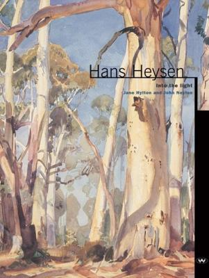 Hans Heysen Into The Light