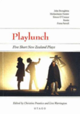 Playlunch: 5 Short New Zealand Plays