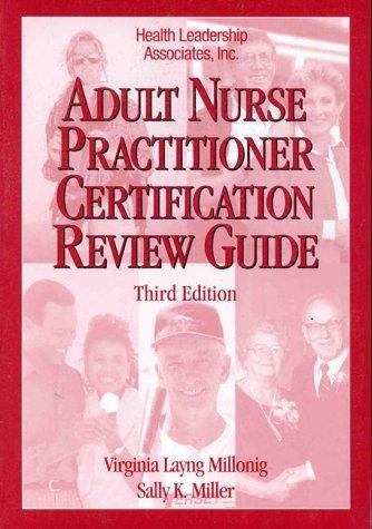 Adult Nurse Practitioner Certification Review Guide (Family Nurse Practitioner Set)