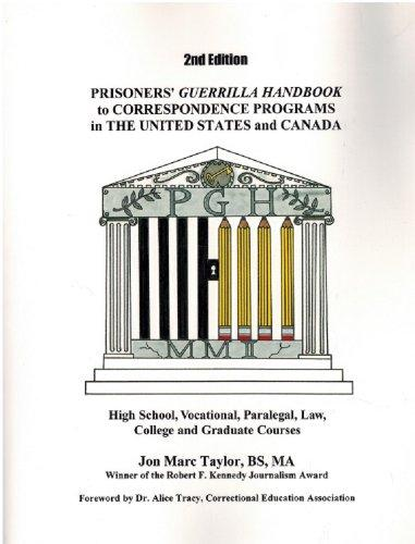 Prisoners' Guerrilla Handbook to Correspondence Programs in the United States and Canada