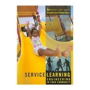 Service-Learning: Engineering in Your Community