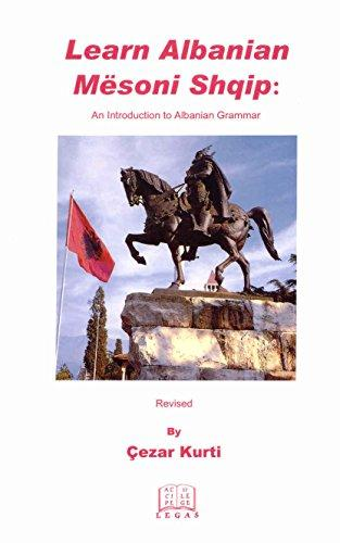 Learn Albanian: Mesoni Shqip