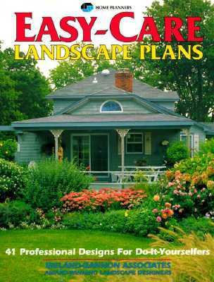Easy care landscape plans 41 professional designs for do for Easy care landscape design