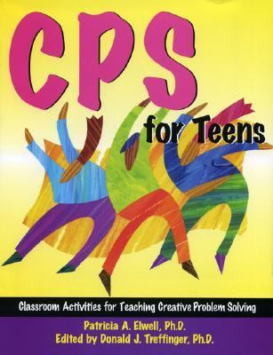 CPS for Teens Classroom Activities for Teaching Creative Problem Solving