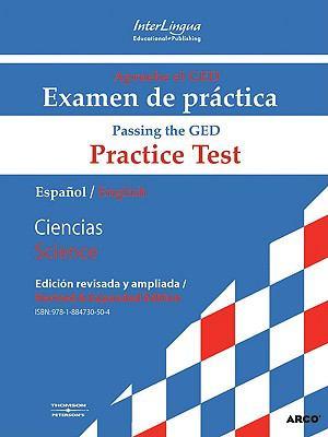 Aprueba el GED / Passing the Ged Examen De Practica-ciencias / Practice Test-science