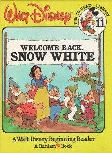 Welcome Back Snow White