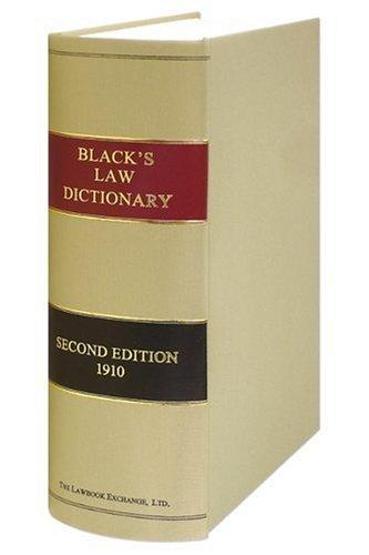 Black's Law Dictionary - Wikipedia