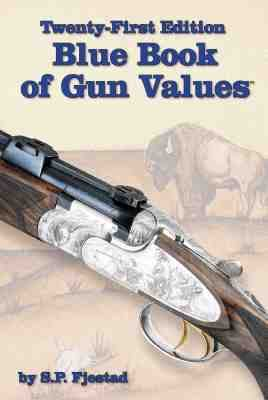 Blue Book of gun Values - S. P. Fjestad - Paperback - REV
