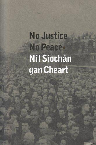 No justice no peace; nl sochn gan cheart; introduction by Trisha Ziff.