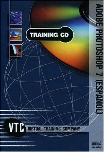 Adobe PhotoShop 7 VTC Training CD Spanish/Espanol