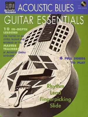 Acoustic Blues Guitar Essentials
