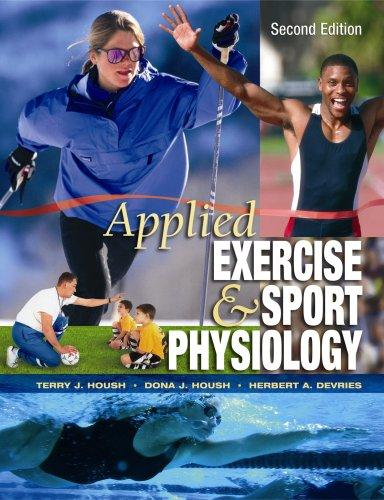 Applied Exercise and Sport Physiology