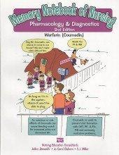 Memory Notebook of Nursing: Pharmacology & Diagnostics