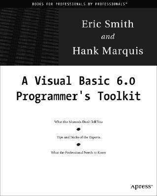 Visual Basic 6 Programmer's Toolkit