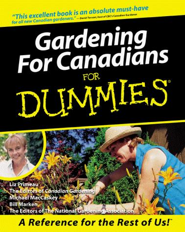 Gardening for canadians for dummies 1st edition rent for Landscaping for dummies