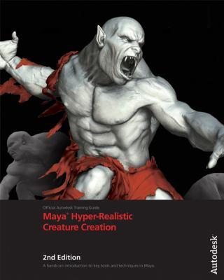 Maya Hyper-Realistic Creature Creation