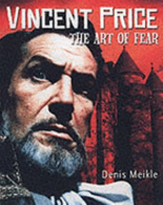 Vincent Price The Art of Fear