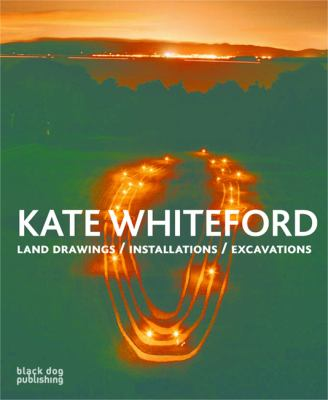 Kate Whiteford Land Drawings/Installations/excavations