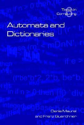 Automata and Dictionaries