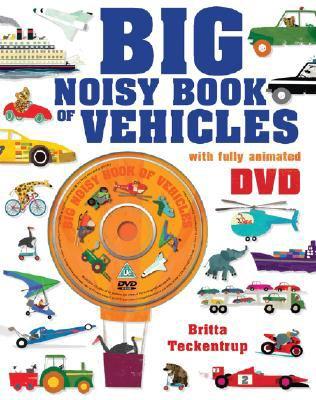 Big Noisy Book of Vehicles