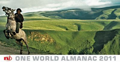 One World Almanac 2011