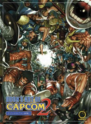 UDON's Art of Capcom 2 (Udons Art of Capcom)
