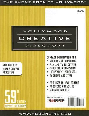 Hollywood Creative Directory