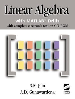 Linear Algebra with MATLAB Drills