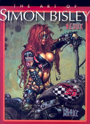 The Art of Simon Bisley Redux