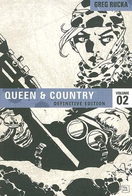 Queen and Country, the Definitive Edition, Vol. 2