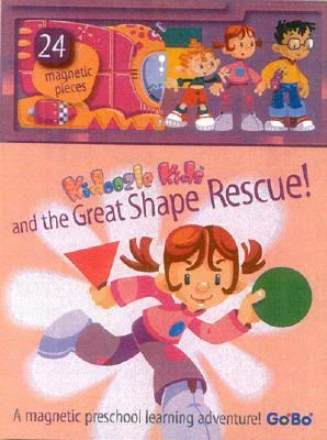 Kidoozle Kids And The Great Shape Rescue!