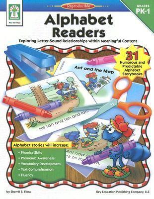 Alphabet Readers - Key Education - Paperback