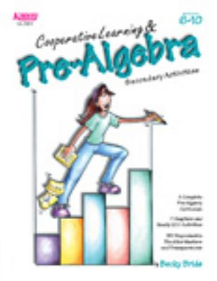 Cooperative Learning and Pre-Algebra