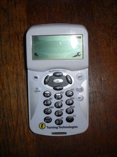 ResponseCard NXT : Rcxr-02