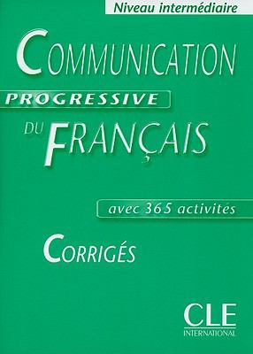 Communication Progressive Du Francais Key (Intermediate) (French Edition)