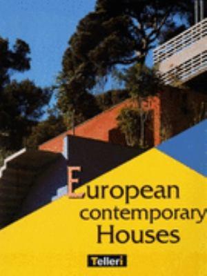 European Contemporary Houses