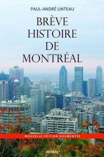 Brve histoire de Montral