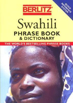 Swahili Phrase Book - Berlitz Editors - Paperback - REV