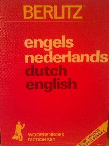 Engels-Nederlands, Nederlands-Engels Woordenboek/English-Dutch, Dutch-English Dictionary (Berlitz Pocket Dictionaries)