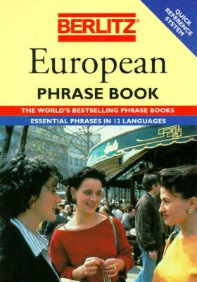 Western European Phrase Book