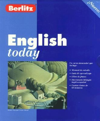 Berlitz Ingles Today Cassette, Vol. 4