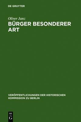 Burger Besonderer Art