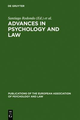 Advances in Psychology and Law International Contributions