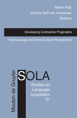 Developing Contrastive Pragmatics