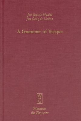 Grammar of Basque