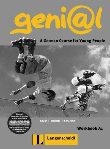 Genial A1: A German Course for Young People (German Edition)