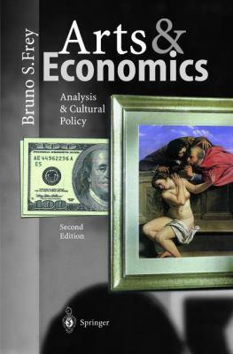 Arts & Economics Analysis & Cultural Policy