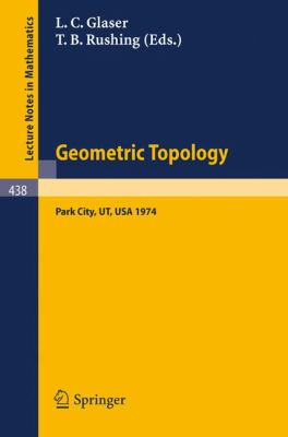 Geometric Topology