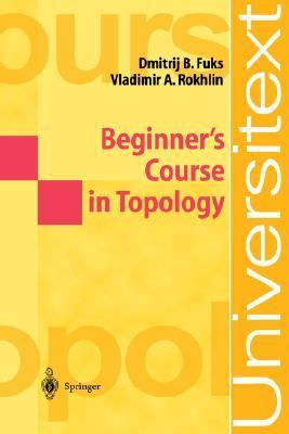 Beginner's Course In Topology Geometric Chapters